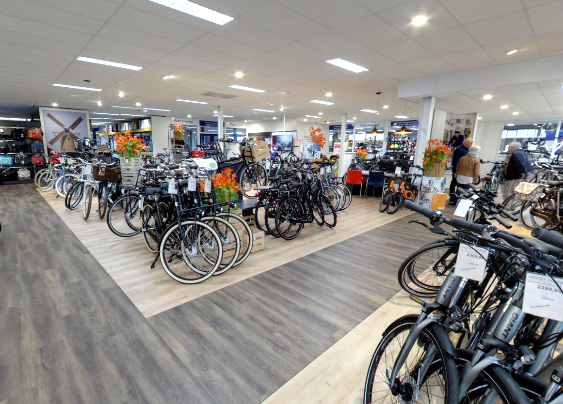 showroom profile smeeing fietsabonnement