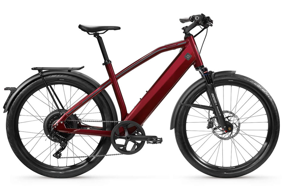 stromer st1 deep red private lease