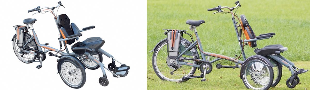 van raam Opair rolstoelfiets abonnement