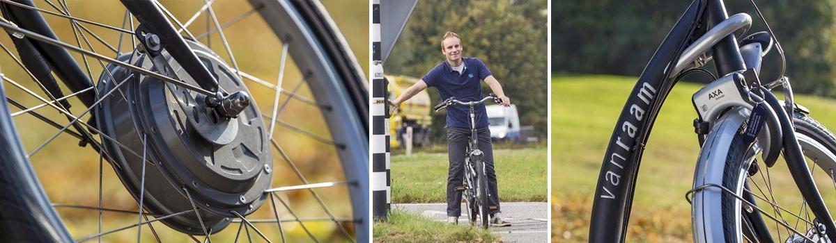 van raam balance lage instap fiets abonnement