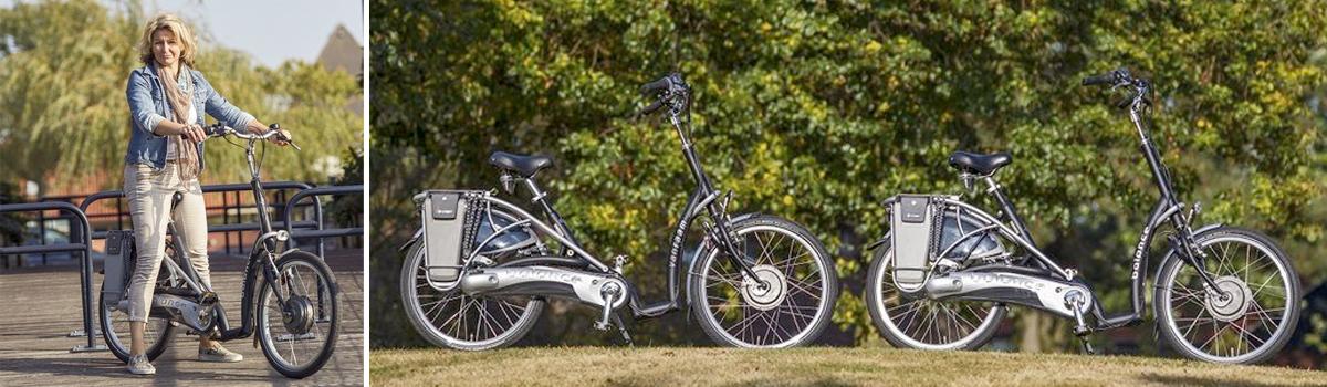 van raam balance lage instap fiets private lease