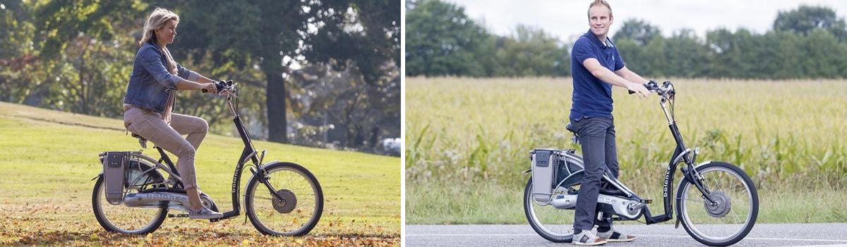 van raam balance lage instap fiets