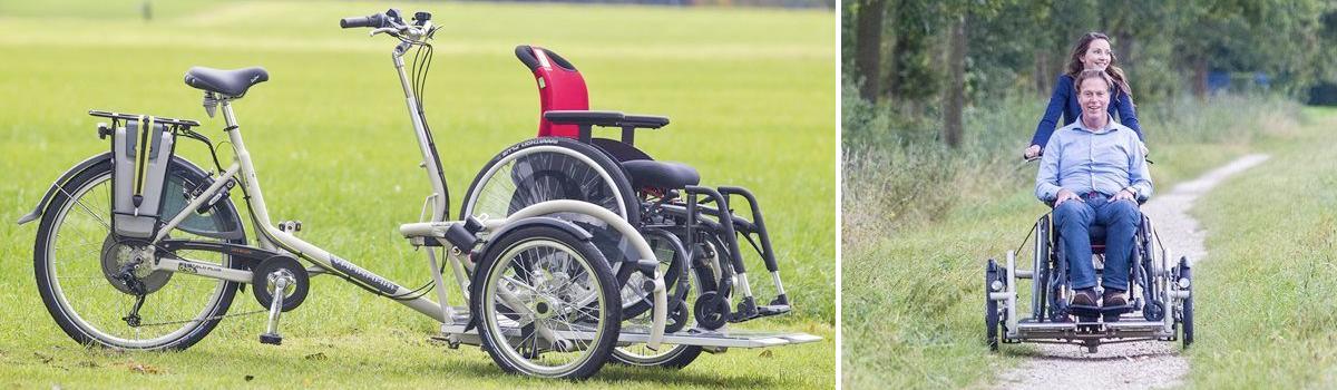 veloPlus rolstoelfiets rolstoeltransport fiets sfeer2