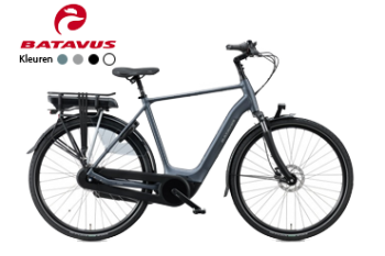 Batavus Finez E go Active