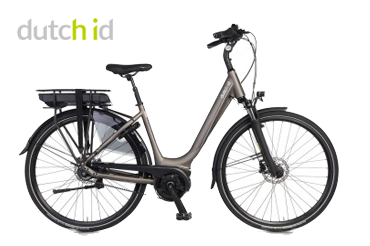 Dutch ID Falcon