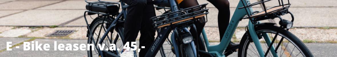 E Bike leasen v.a. 45