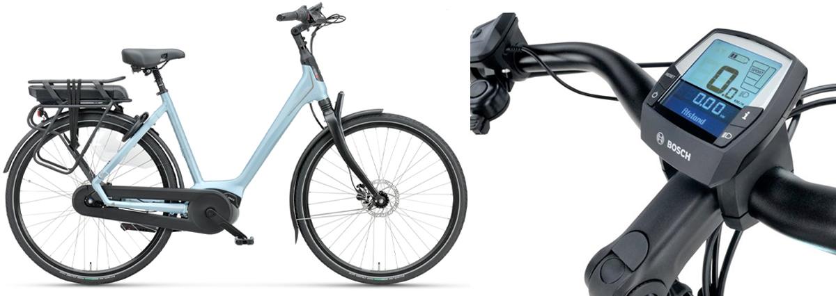 sparta a shine m8b fiets detail