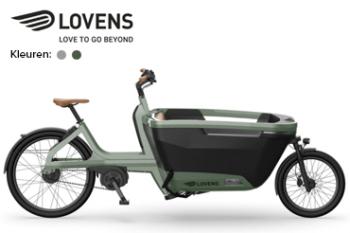 lovens explorer 50 bakfiets lease