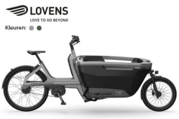 lovens explorer 65 bakfiets lease